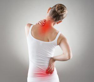 gerincsérv tünetei
